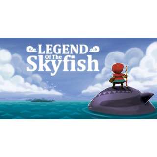 Legend Of The Skyfish PS4 EUROPE Region