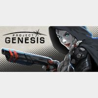Project Genesis STEAM Key GLOBAL