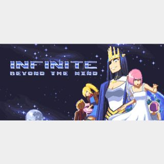 Infinite Beyond The Mind STEAM Key GLOBAL