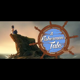 A Fisherman's Tale PS4 US Region