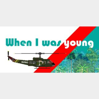 When I Was Young STEAM Key GLOBAL