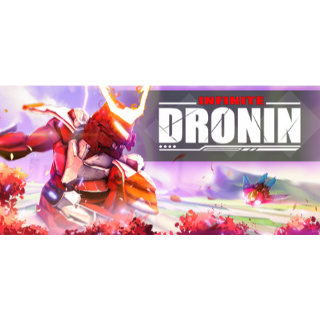 Infinite Dronin STEAM Key GLOBAL