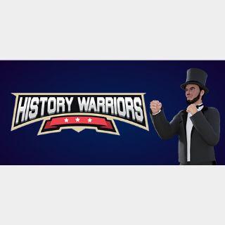 History Warriors STEAM Key GLOBAL