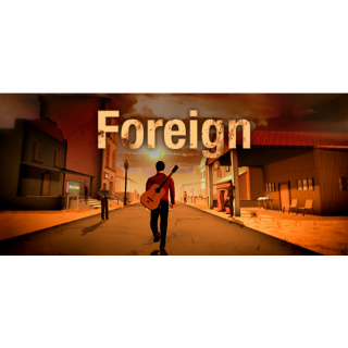 Foreign STEAM Key GLOBAL