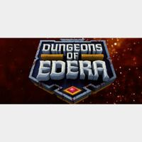 Dungeons of Edera STEAM Key GLOBAL