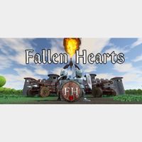 Fallen Hearts STEAM Key GLOBAL