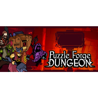 Puzzle Forge Dungeon STEAM Key GLOBAL