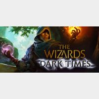 The Wizards - Dark Times STEAM Key GLOBAL