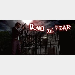Dawn of Fear STEAM Key GLOBAL