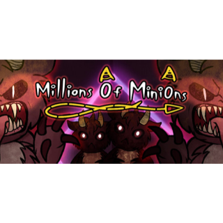 Millions of Minions: An Underground Adventure STEAM Key GLOBAL