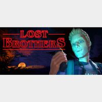 Lost Brothers STEAM Key GLOBAL