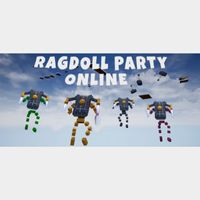 Ragdoll Party Online STEAM Key GLOBAL