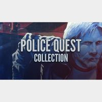 Police Quest Collection GOG Key GLOBAL