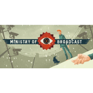 Ministry of Broadcast GOG Key GLOBAL
