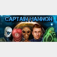 Captain Hannon - The Belanzano STEAM Key GLOBAL