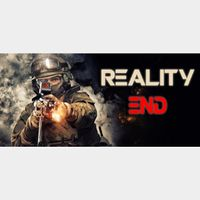 Reality End STEAM Key GLOBAL