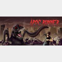 Apoc Runner STEAM Key GLOBAL