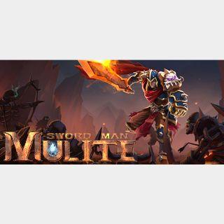 Mulite Sword Man STEAM Key GLOBAL