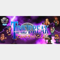 Time Break Chronicles STEAM Key GLOBAL