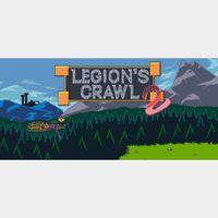 Legion's Crawl 2 STEAM Key GLOBAL