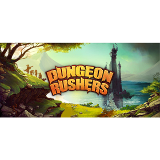 Dungeon Rushers PS4 EUROPE & AUSTRALIA Region