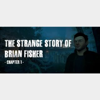 The Strange Story Of Brian Fisher: Chapter 1 STEAM Key GLOBAL