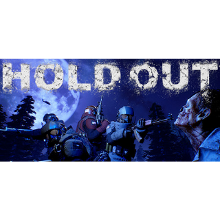 Hold Out STEAM Key GLOBAL