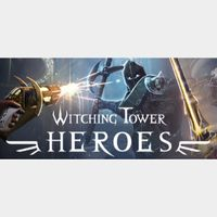 Witching Tower: Heroes STEAM Key GLOBAL
