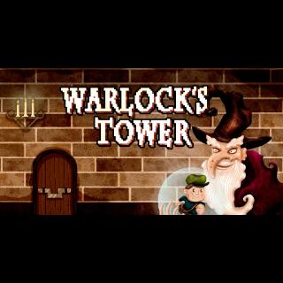 Warlock's Tower SWITCH US Region