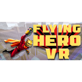 Flying Hero VR STEAM Key GLOBAL