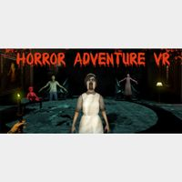 Horror Adventure VR STEAM Key GLOBAL