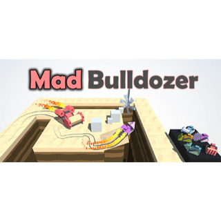 Mad Bulldozer STEAM Key GLOBAL