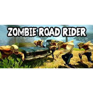 Zombie Road Rider STEAM Key GLOBAL