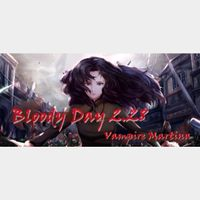 Vampire Martina-Bloody Day 2.28 STEAM Key GLOBAL