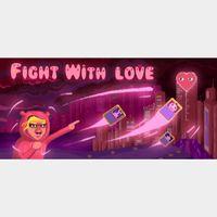 Fight with love - deckbuilder datingsim STEAM Key GLOBAL