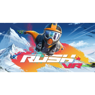 Rush VR PS4 US Region