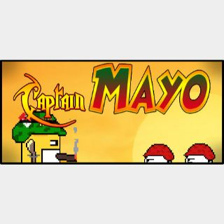 Captain MAYO STEAM Key GLOBAL