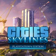 Cities: Skylines PS4 EUROPE & AUSTRALIA Region