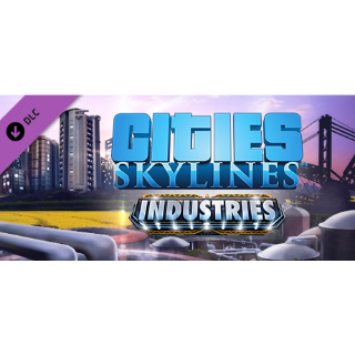 Cities: Skylines - Industries DLC XBOX ONE GLOBAL