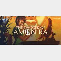 The Dagger of Amon Ra GOG Key GLOBAL