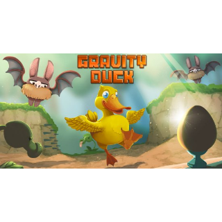 Gravity Duck PS4 EUROPE Region