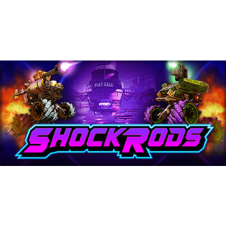 ShockRods STEAM Key GLOBAL