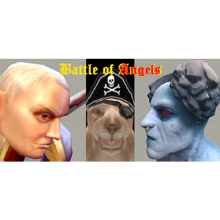 The Battle of Angels STEAM Key GLOBAL