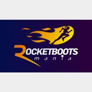 Rocket Boots Mania STEAM Key GLOBAL