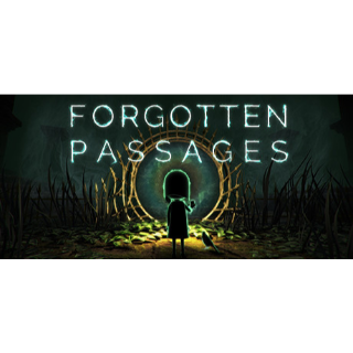 Forgotten Passages STEAM Key GLOBAL
