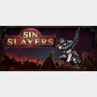 Sin Slayers STEAM Key GLOBAL