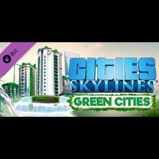Cities: Skylines - Green Cities DLC STEAM Key GLOBAL