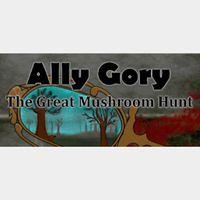 Ally Gory: The Great Mushroom Hunt STEAM Key GLOBAL