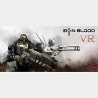 Iron Blood VR STEAM Key GLOBAL