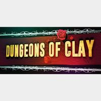 Dungeons of Clay STEAM Key GLOBAL
